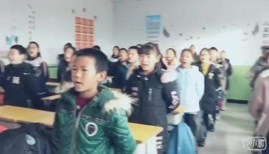 《诗朗诵:我骄傲 我是中国人》
